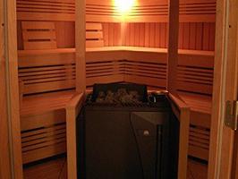 EOS Saunaöfen, Schaltgeräte und Zubehör